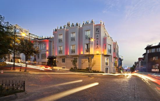 Hotel Amira Istanbul, Κωνσταντινούπολη, Τουρκία