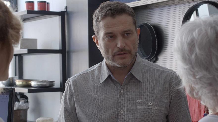 Ο Γιώργος Καραμίχος ως Δημήτρης στη σειρά του Ant1 «Ήλιος»