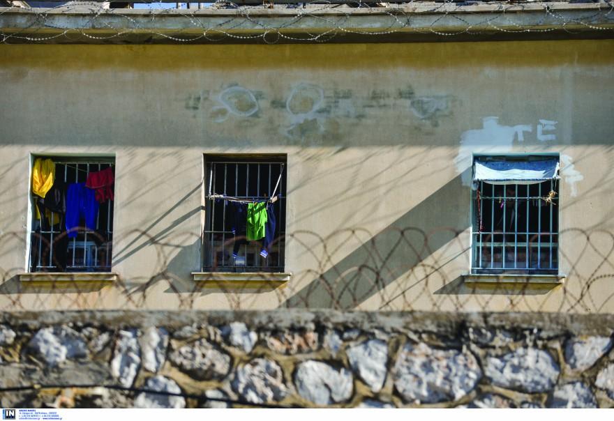 Φυλακές Κορυδαλλού © INTIME / ΧΑΛΚΙΟΠΟΥΛΟΣ ΝΙΚΟΣ