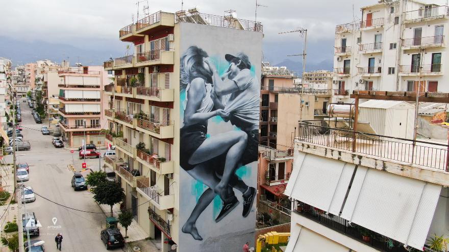 Η JDL Street Art στο ArtWalk