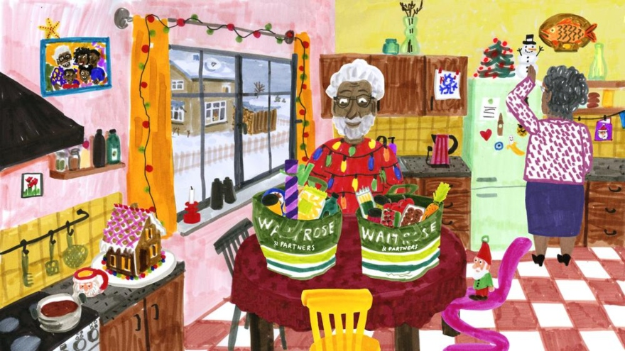 «Give a Little Love»: H πολυαναμενόμενη χριστουγεννιάτικη διαφήμιση του John Lewis