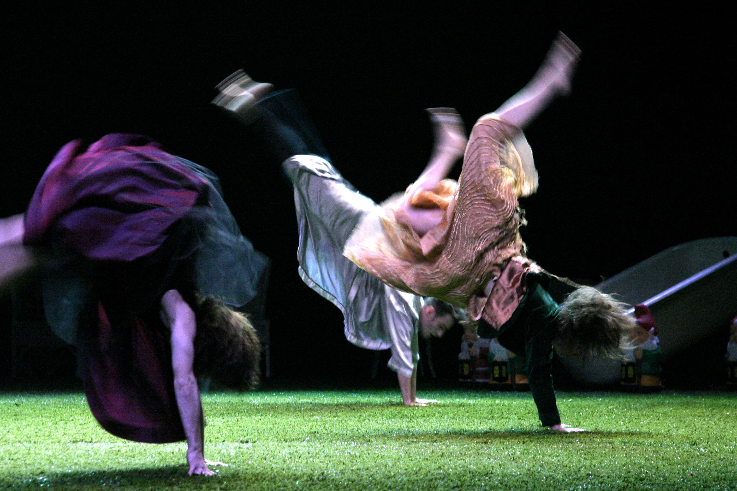 Κωνσταντίνος Ρήγος - Χοροθέατρο Οκτάνα