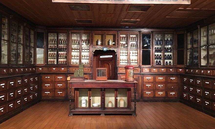 Ιστορικό Λαογραφικό Μουσείο - Φαρμακείο Αστεριάδη