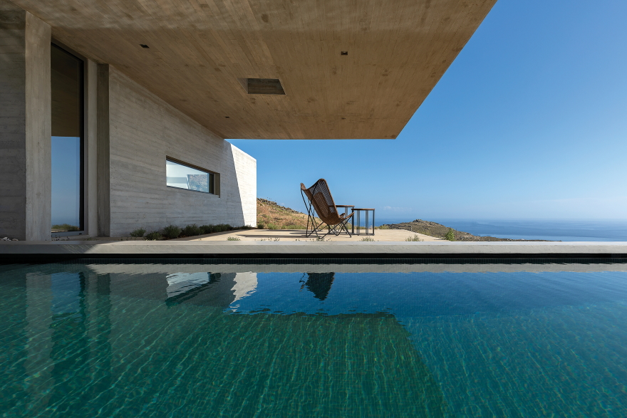 The Lap Pool House Τήνος