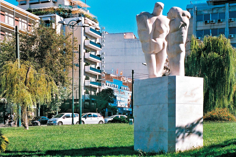 Κεραμεικός - Μεταξουργείο, το πιο αγαπημένο αθηναϊκό δίδυμο