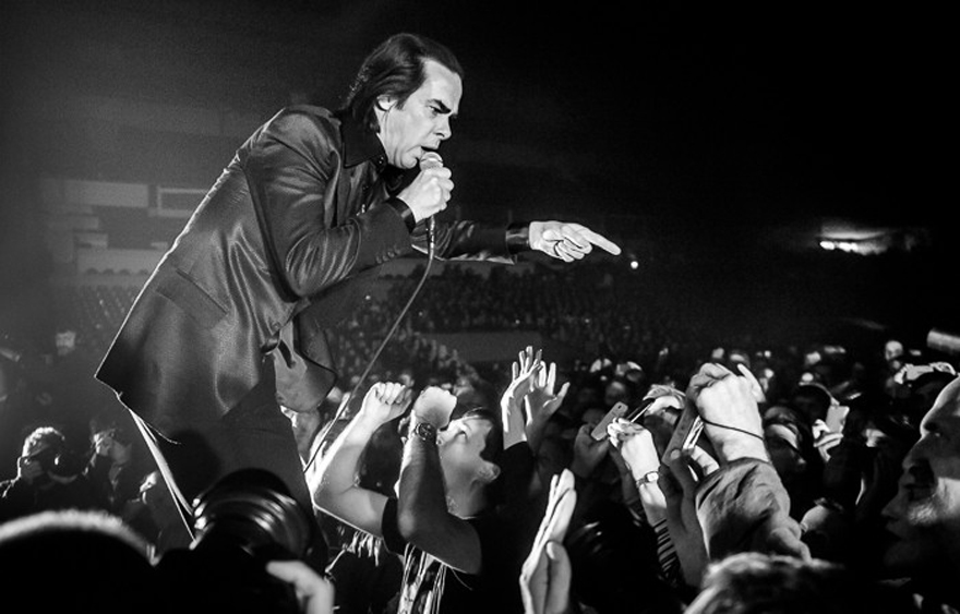 Nick Cave & The Bad Seeds Τae Kwon Do
