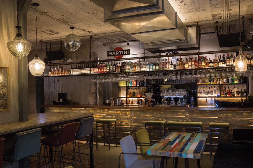 Αγκίστρια μπαρ στο Λονδίνο