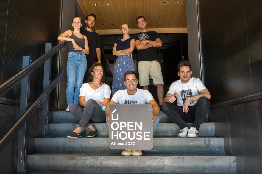 Open House Athens 2020