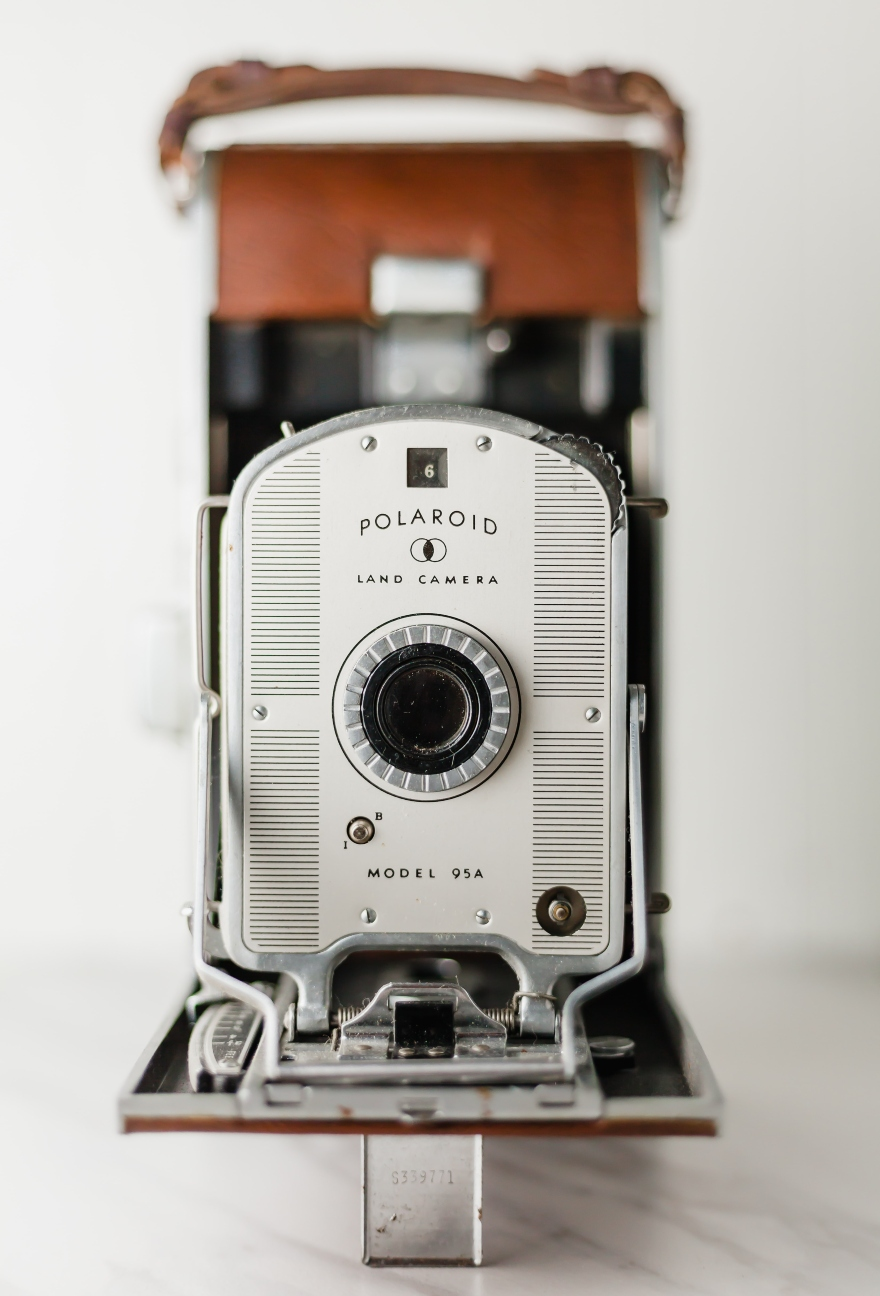 Polaroid Land Model 95