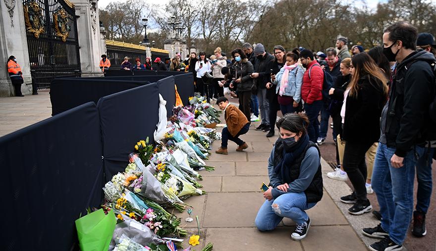 Βρετανία - Εκδηλώσεις στη μνήμη του πρίγκιπα Φίλιππου