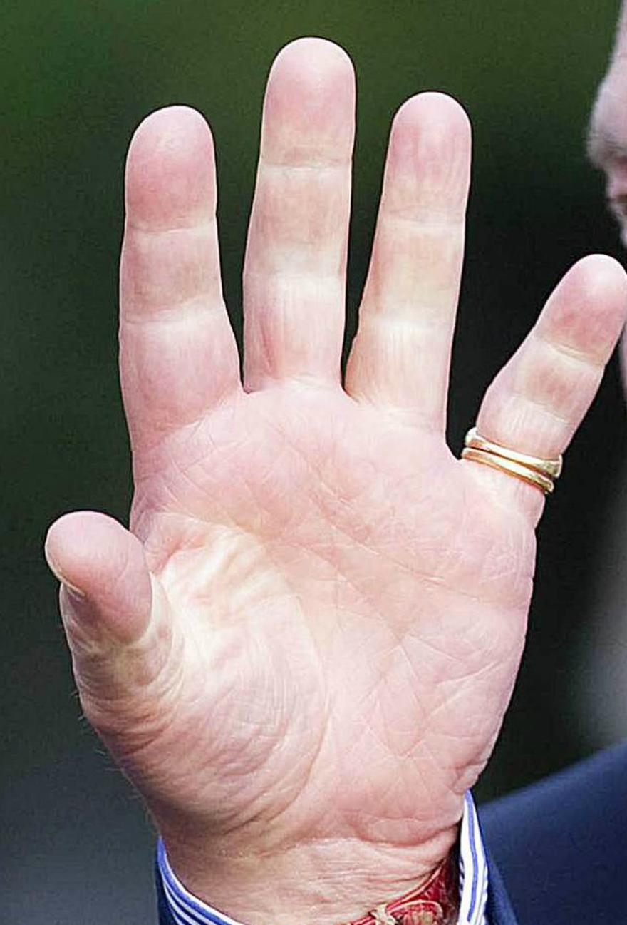 Μεγάλο o δονούμενος κόκορας δαχτυλίδι