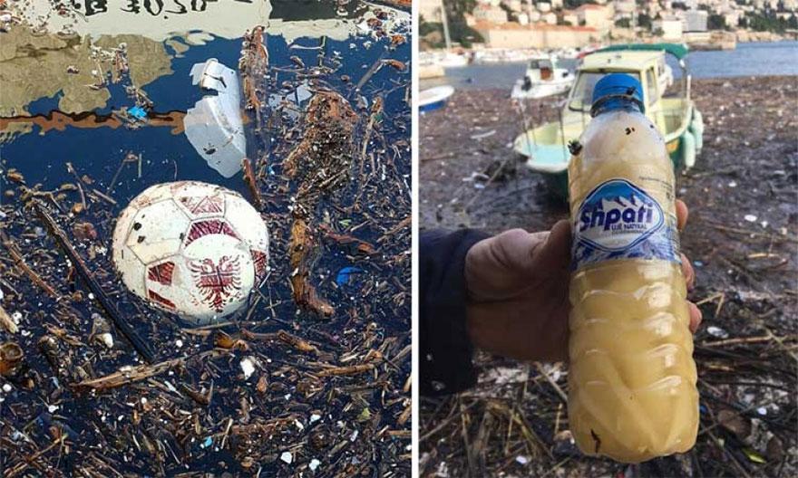 Ντουμπρόβνικ, σκουπίδια