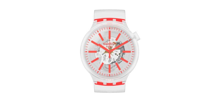 Ρολόι Swatch, από τη σειρά Big Bold Neon