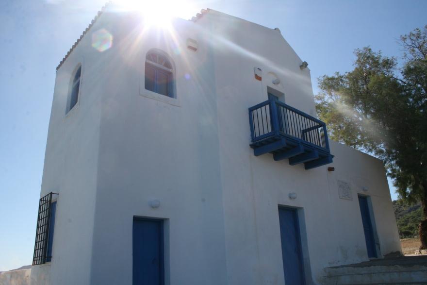 Το σπίτι του ποιητή Άγγελου Σικελιανού