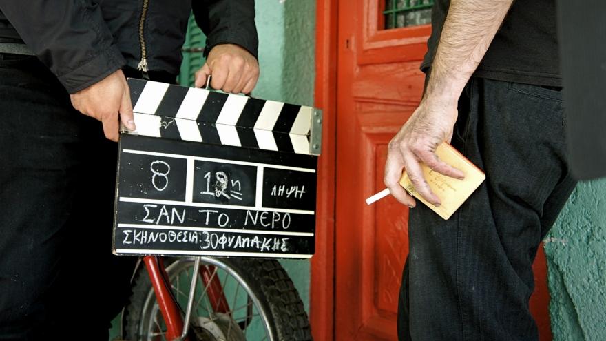 Η crowdfunding καμπάνια για την ταινία του Μάνου Τριανταφυλλάκη «Σαν το νερό»