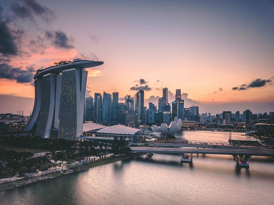 Μαρίνα Μπέι Σαντς, Σιγκαπούρη