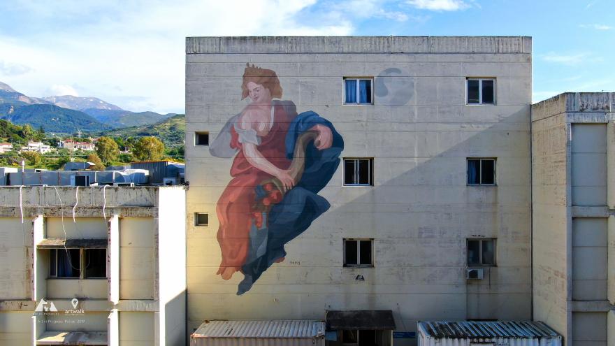 Ο Taquen στο ArtWalk