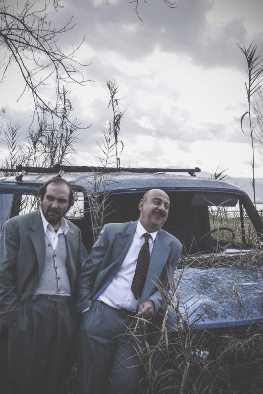 Δανάη Σπηλιώτη: «Το αληθινό θέατρο θα πεθάνει μαζί με τον άνθρωπο» | Athens Voice