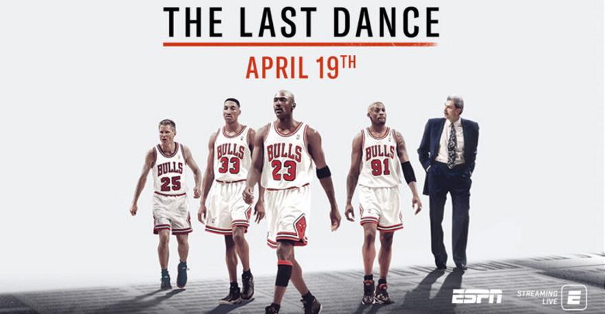 Η συνεργασία Netflix και ESPN για τη σειρά ντοκιμαντέρ με την ζωή του Μάικλ Τζόρνταν στους Σικάγο Μπουλς είναι η καλύτερη τηλεοπτική είδηση της χρονιάς.
