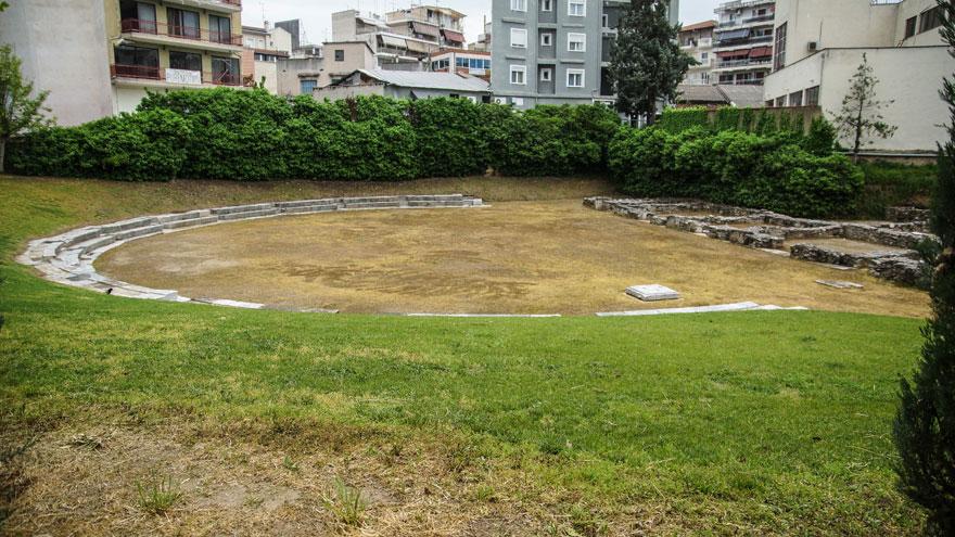 Β' Αρχαίο Θέατρο Λάρισας