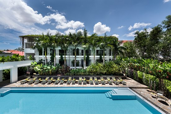 Viroth's Hotel, Σιέμ Ριπ, Καμπότζη